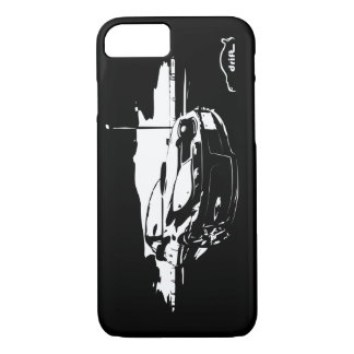 Subaru WRX Impreza STI Drift iPhone 7 Case
