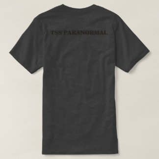 Subdued Black TSS Paranormal T-Shirt