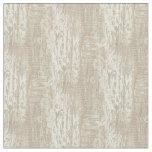 Subdued Coastal Pine Wood Grain Look Fabric
