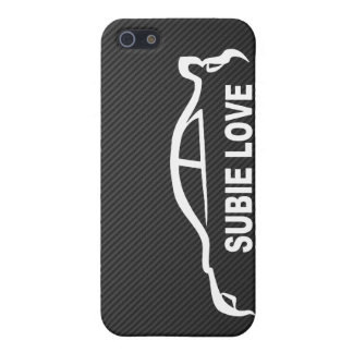 Subie Love iPhone 5/5S Cover