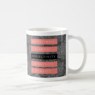Subjectivity!, Patterned Coffee Mug