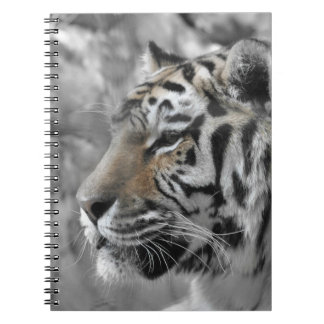Sublime tiger wild animal notebook