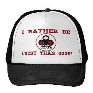 SUBLIMINAL MESSAGES TRUCKER HAT