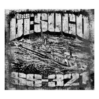 Submarine Besugo Value Poster Paper (Matte) Poster