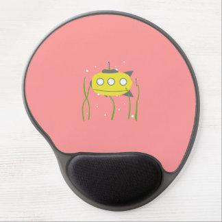 Submarine Gel Mouse Pad