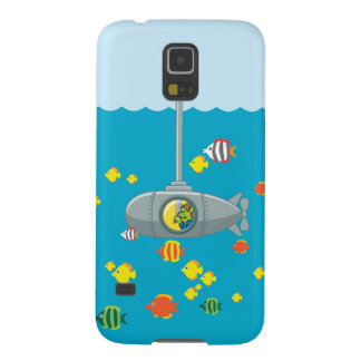 Submarine Samsung Cases For Galaxy S5