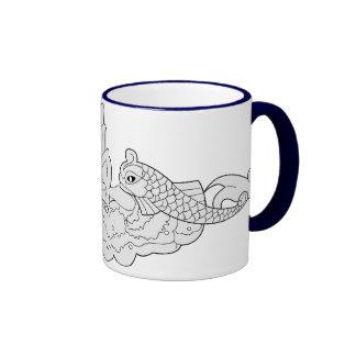 Submariner Dolphins - Mug