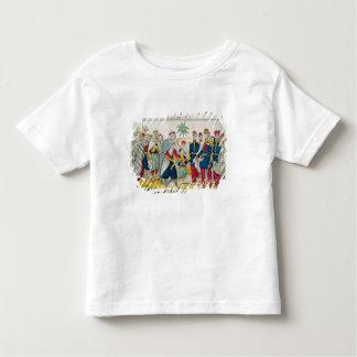 Submission of Abd el-Kader  to Henri d'Orleans Toddler T-shirt