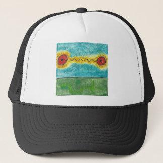 SubQuantum Alphabet: PRANA Trucker Hat