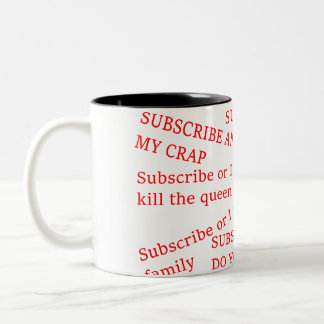Subscribe Mug