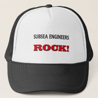 Subsea Engineers Rock Trucker Hat