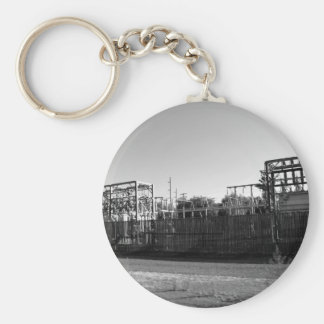 Substation Keychain
