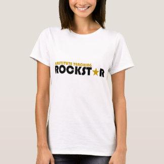 Substitute Teaching Rockstar T-Shirt