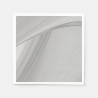 Subtle Charcoal Paper Napkin