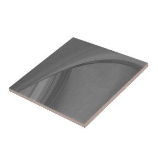 Subtle Charcoal Tile