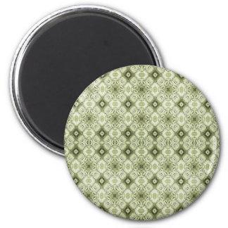 Subtle Decorative Pattern Magnet