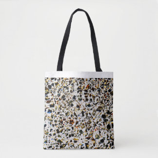 Subtle Design with reserved colors Tote Bag