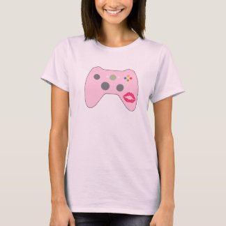 Subtle Gamer Girl T-Shirt