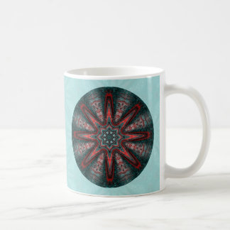 Subtle Passion Custom Mandala Mug