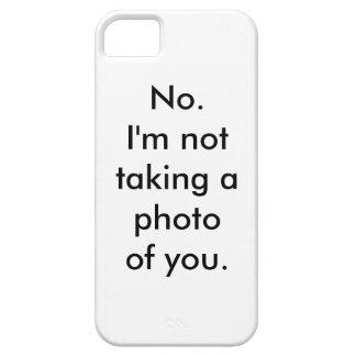 Subtle Stalker #2 iPhone 5 Cover