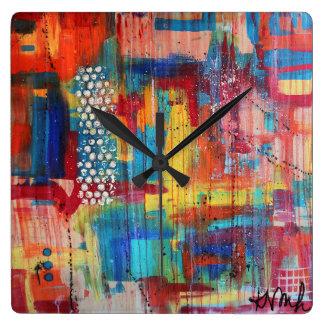 Suburban Beehive Wall Clock