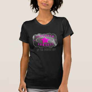 Suburban Cowboys Ladies T-Shirt