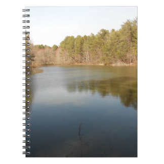 Suburban Getaway Spiral Notebook