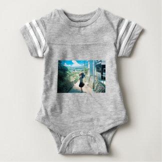 Suburban Girl Baby Bodysuit