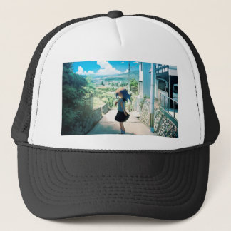 Suburban Girl Trucker Hat