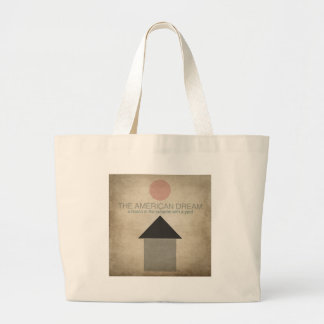 Suburban Life Large Tote Bag