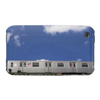 Subway Cars iPhone 3 Case-Mate Cases