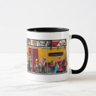 Subway - Lonely Travelers  Mug