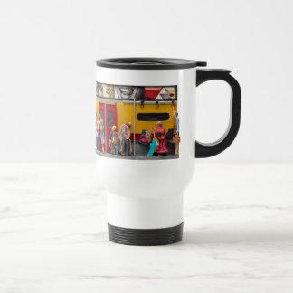 Subway-Lonely Travelers - Travel Mug