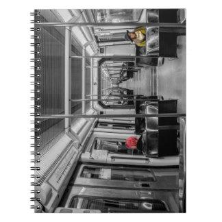 Subway Notebook