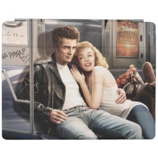 Subway Riders iPad Cover