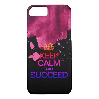 Succeed Watercolor Case-Mate iPhone Case