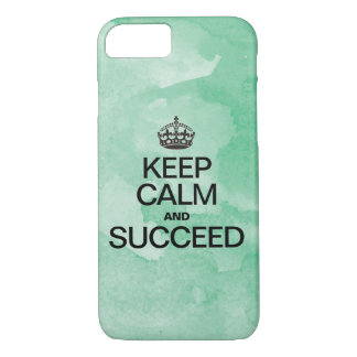 Succeed Watercolor Texture iPhone 8/7 Case