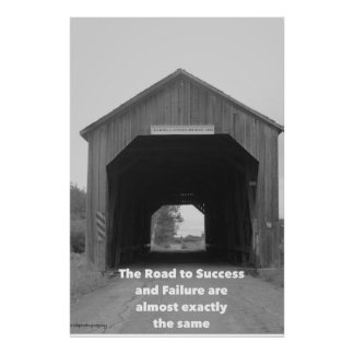 Success and Failure Poster