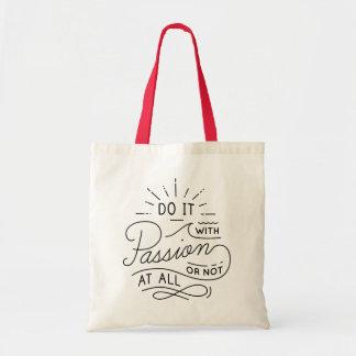 Success Attitude Inspirational Quote Dreams Goals Tote Bag
