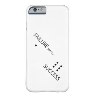 sUccEss Barely There iPhone 6 Case