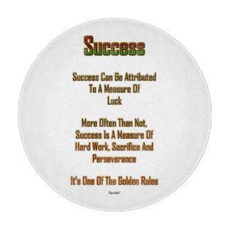 Success Cutting Board