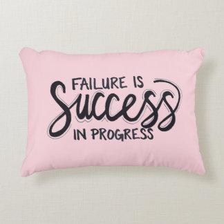 Success Decorative Pillow