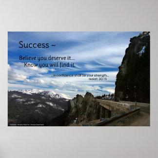 Success...inspirational poster