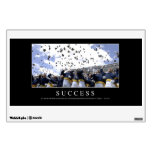 Success: Inspirational Quote Wall Sticker
