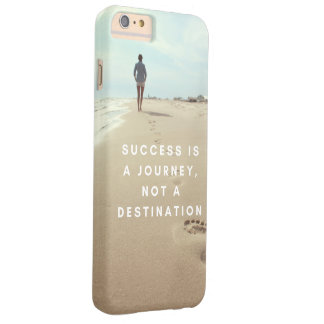 """Success is a Journey"" iPhone 6/6s Plus Phone Case"