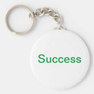 Success Keychain