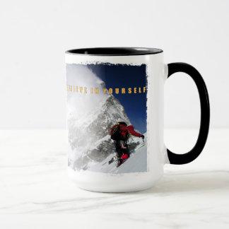 success motivational inspirational sport quote mug