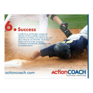 Success Post Card