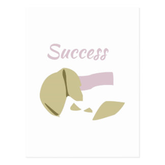 Success Postcard