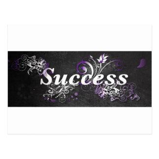 Success Post Card